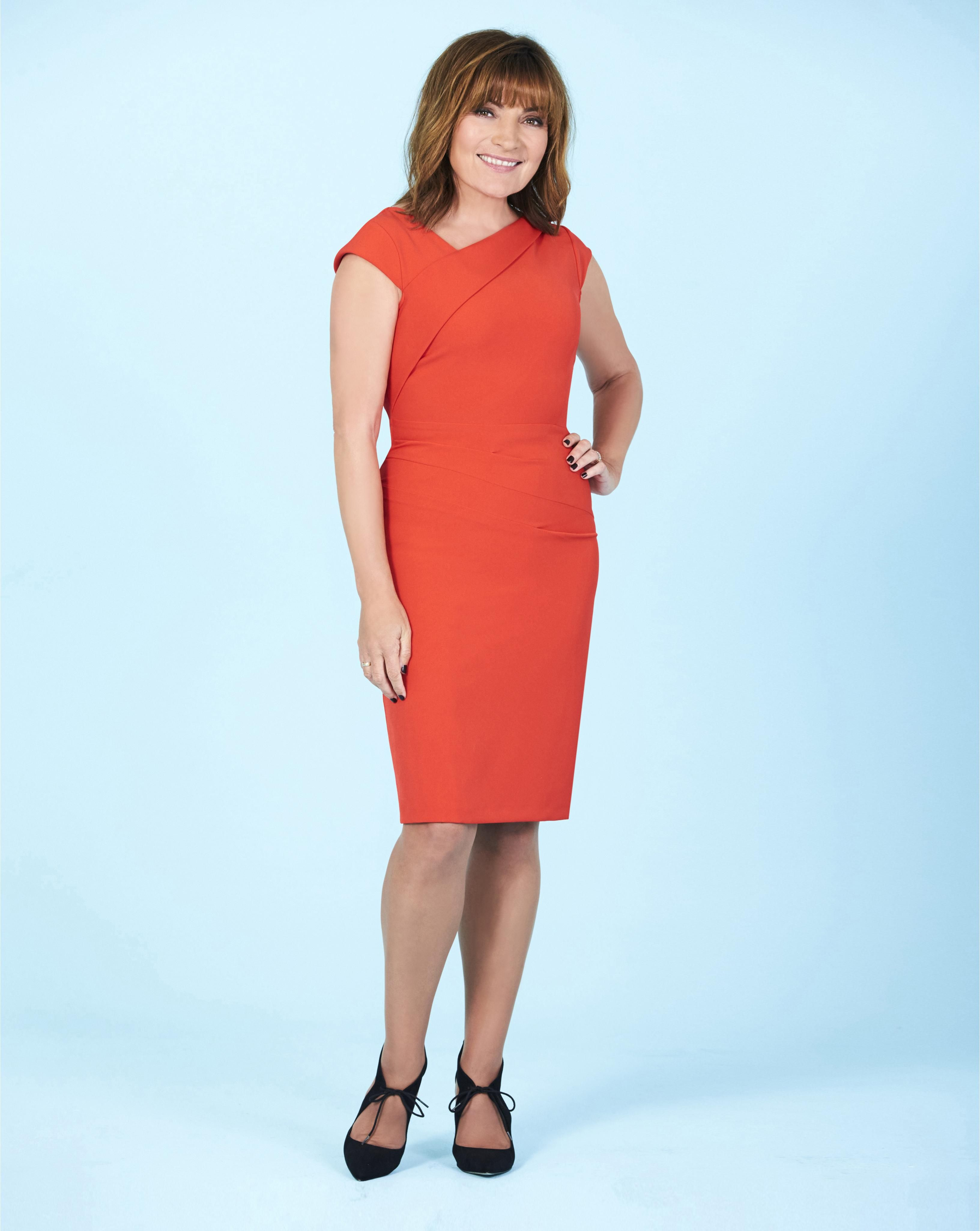 Lorraine Kelly Asymetric Neckline Dress | JD Williams US Site | Work ...