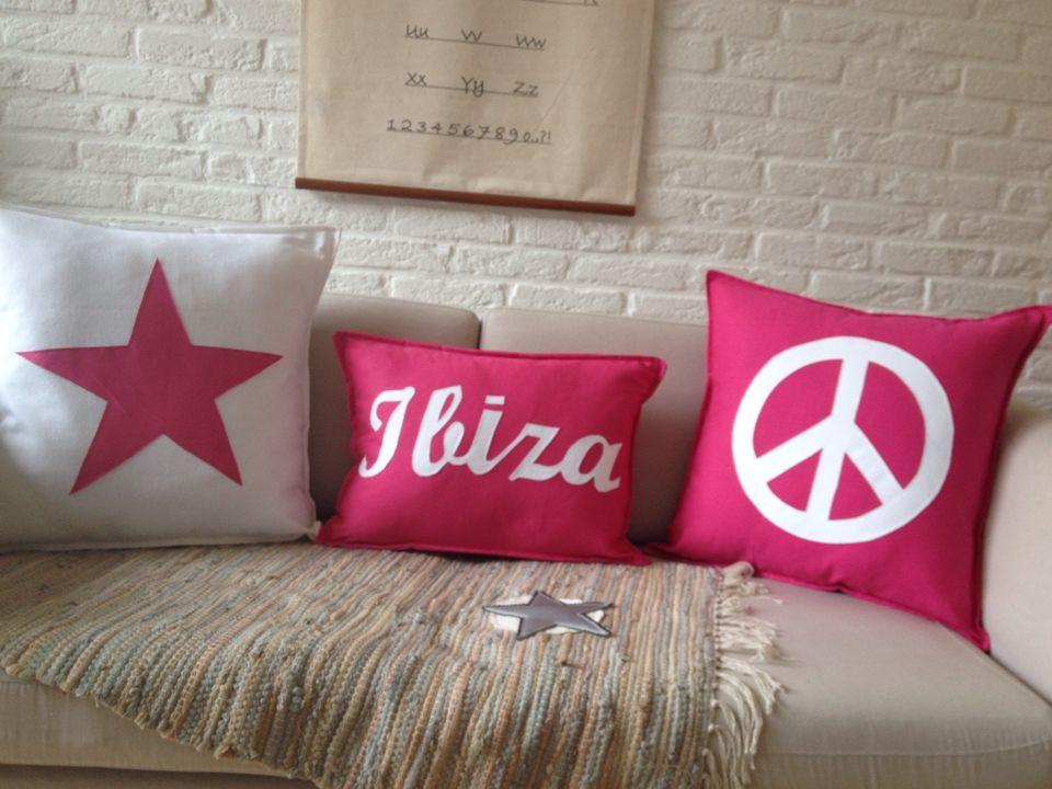 Vulling Voor Kussens : Set van hard roze kussens incl vulling als set u ac voor meer