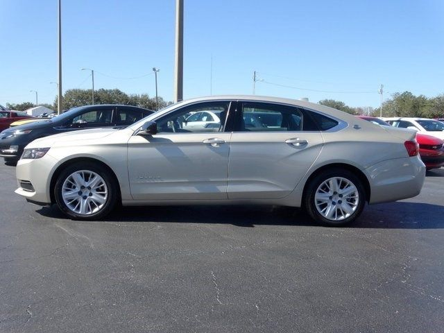 2014 Chevrolet Impala Ls Champagne Silver Chevrolet Cars For