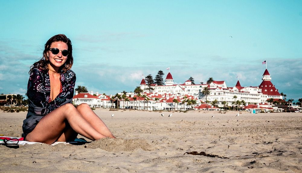 What to Wear in San Diego throughout the Year #travelfashion #vacationwardrobe #summerstyle
