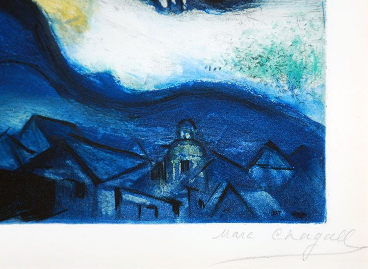 Marc Chagall Lithographs And Signed Original Prints Original Prints Chagall Prints