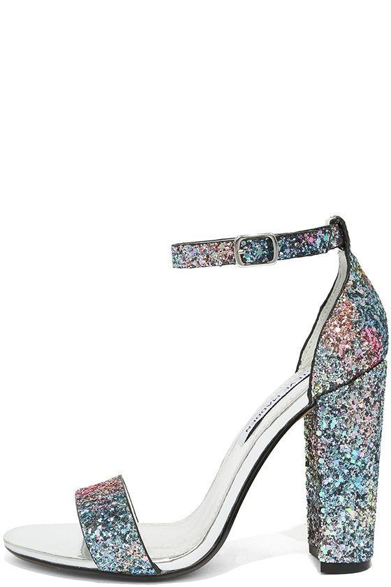 Steve Madden Carrson Multi Glitter