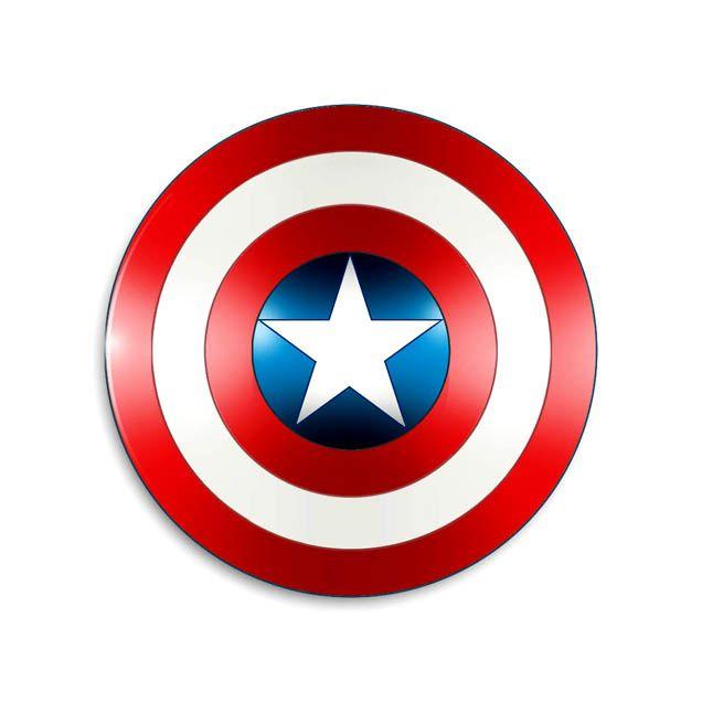 Capitão América - Logo Escudo