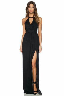202cc350755 Vestidos largos juveniles ¡Fantásticas Ideas de Moda!