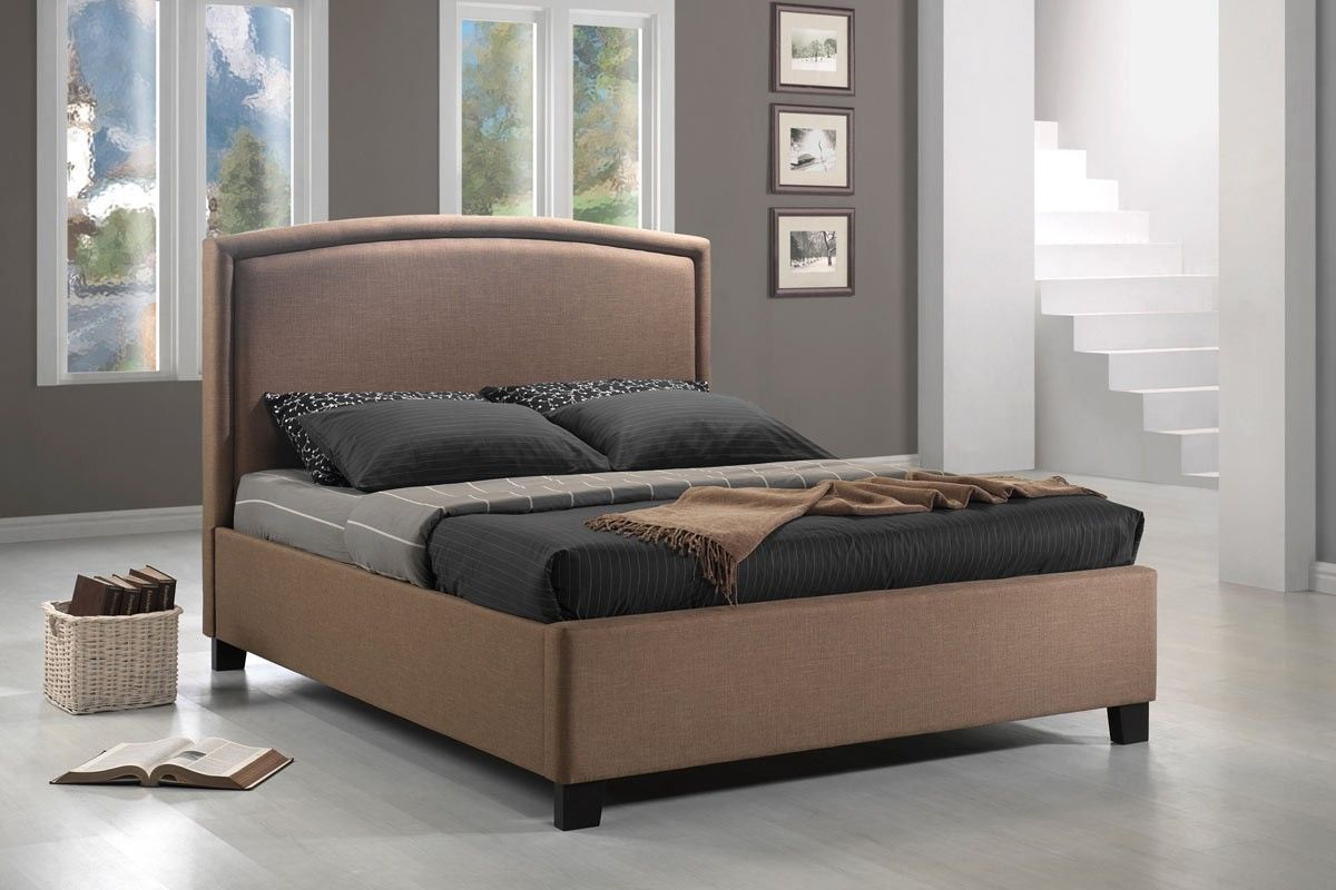 Fabric Queen Bed Orange County Furniture Warehouse 300333q
