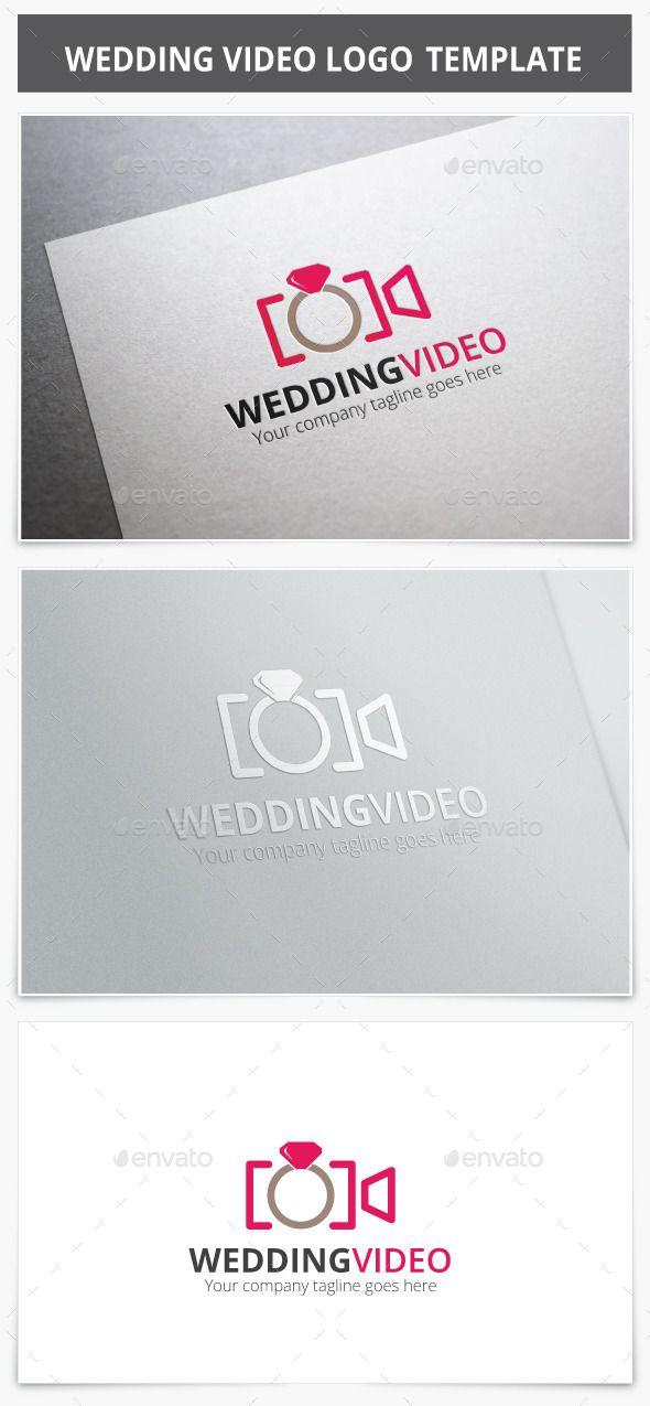 Wedding Video Logo  Wedding Videos Logo Templates And Logos