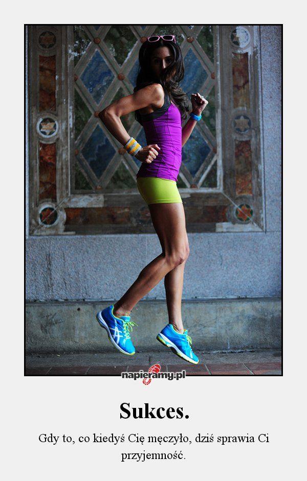 Napieramy Pl Bieganie Motywacja Cytaty Dieta Humor Trening Fitness Fashion Fitness Workout Pictures