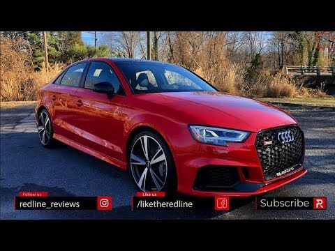 2019 Audi Rs3 The Little Supercar Hunter Business Ideas Audi