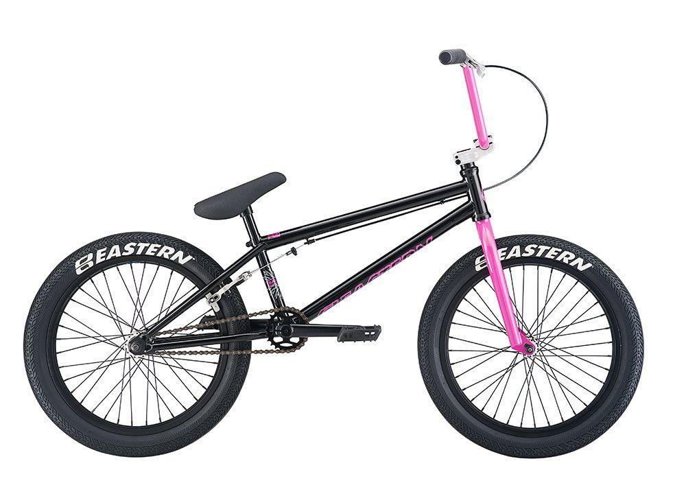 Eastern Bikes Trail digger BMX Bike, Black/Pink, 20\