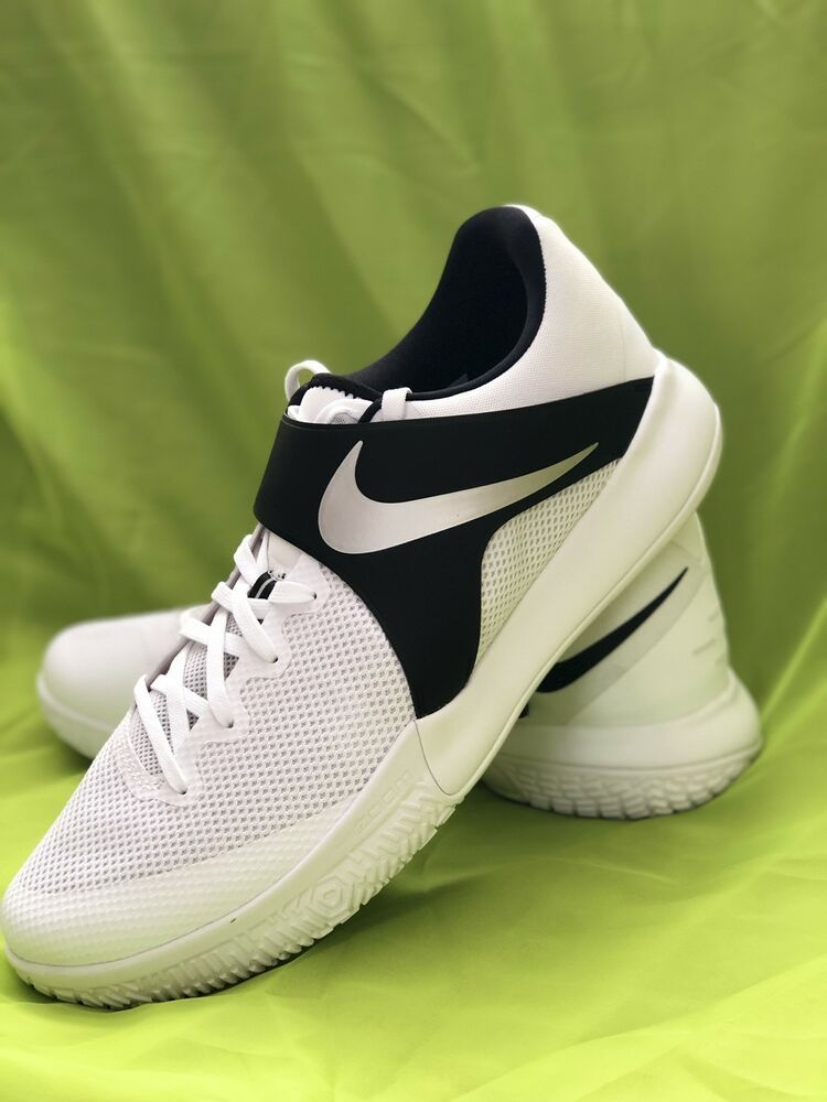 Mens Nike Zoom Live TB Promo 902590 100 WhiteMetallic