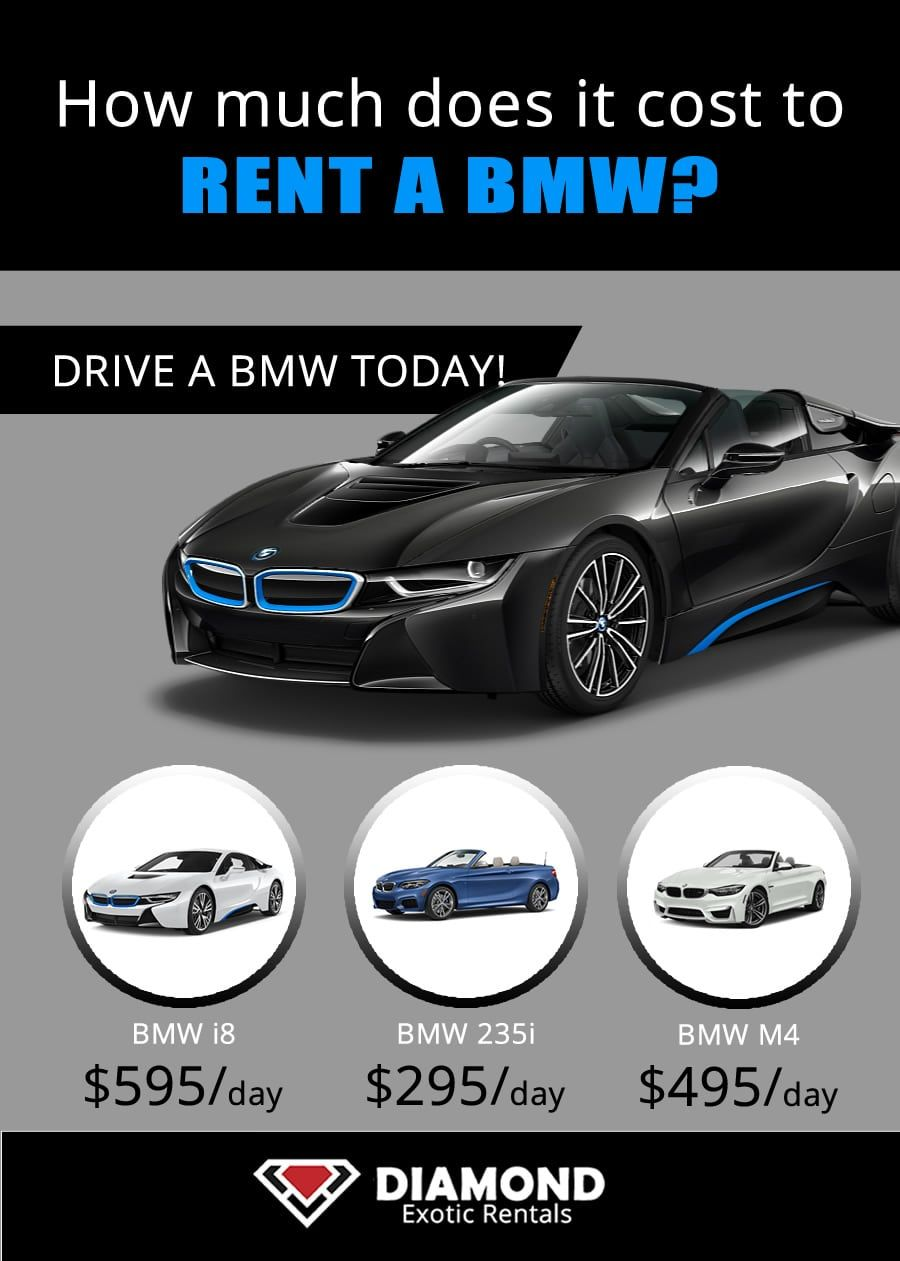 Bmw Rental Prices For Miami Nyc Vegas And Los Angeles These Are
