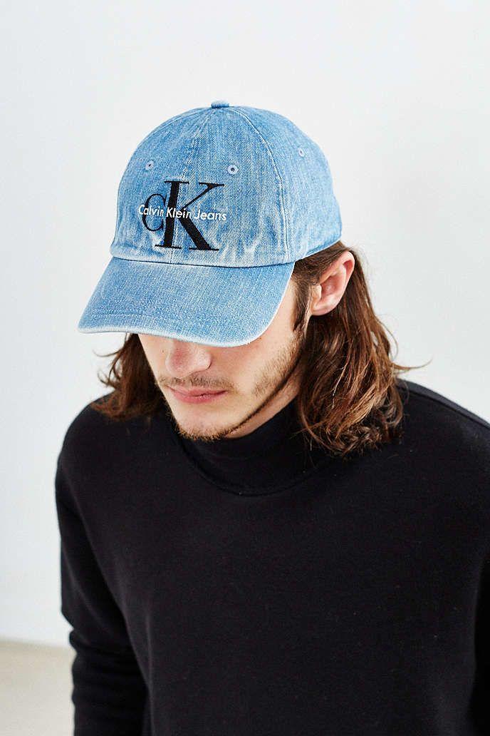 Calvin Klein Baseball Hat - Urban Outfitters  9f092ec0d47