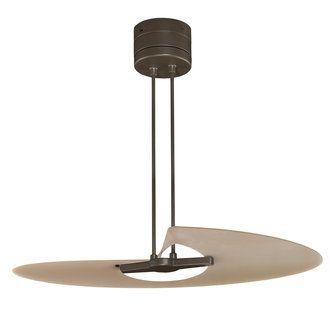 Fanimation Single Blade Sail Fan Modern Ceiling Fan Bronze Ceiling Fan Ceiling Fan Design Single blade ceiling fan