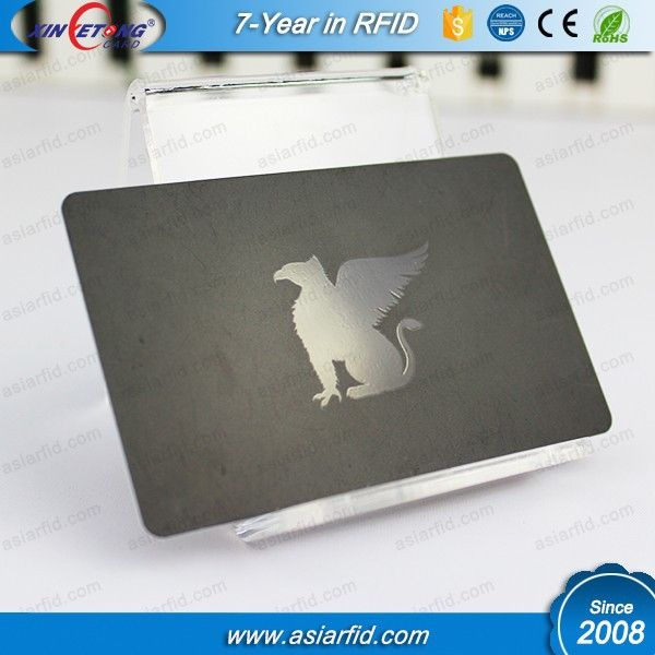Both Sides Printing 125Khz TK4100 EM4200 RFID PVC ID Card - id card