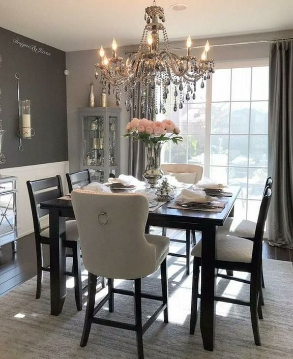 Simple Dining Room Design: +36 One Simple Tip About Formal Dining Room Ideas Southern