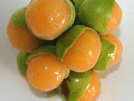 El mam n o mamoncillo es una fruta redonda y peque a considerada una de las ocho frutas m s - Frutas tropicales y exoticas ...
