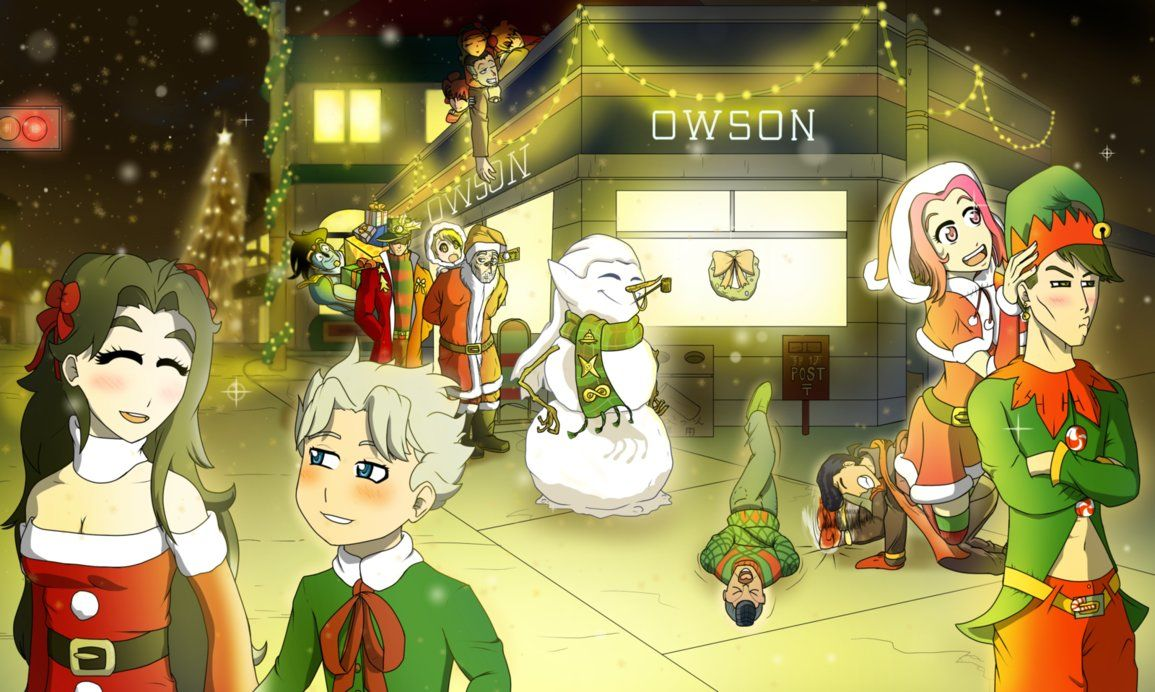 JoJo\'s Bizarre Adventure 4: A Christmas In Morioh by ...