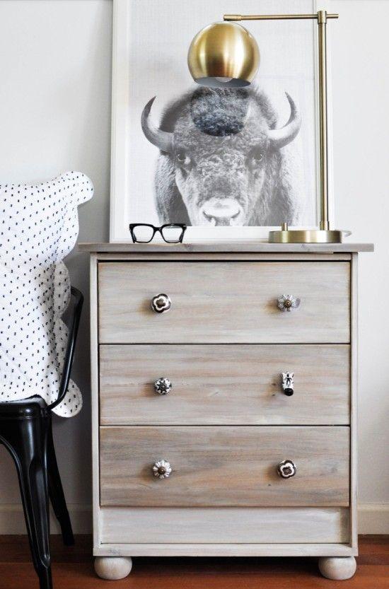 RAST couleur bois flotté pour un style Scandinave | Meubles ...