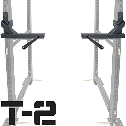 titan t 2 series dip bar attachment