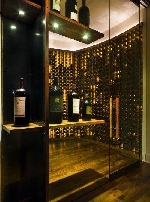 More Modern Wine Cellar Wine Cellar Design Home Wine Cellars