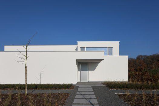 Architectenburo anja vissers eengezinswoning villa merksplas