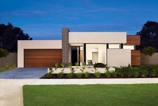 Pin By Luxury Lifestyle On Inspiration Facade House House Exterior Flat Roof House