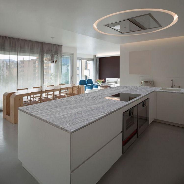 Beautiful Homeinterior Design: White Granite Kitchen, Countertops