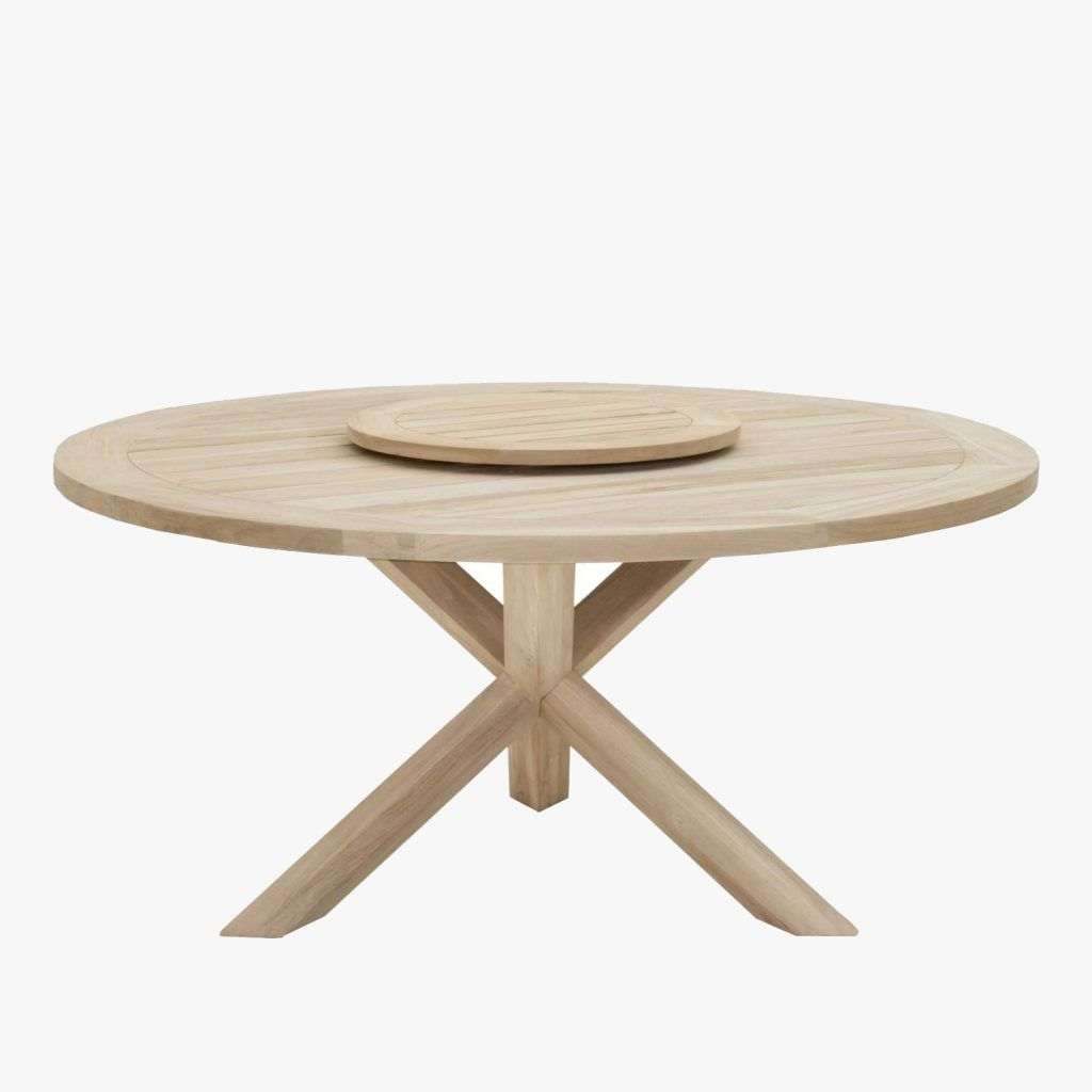 Sumatra Round Outdoor Dining Table In 2020 Round Outdoor Dining
