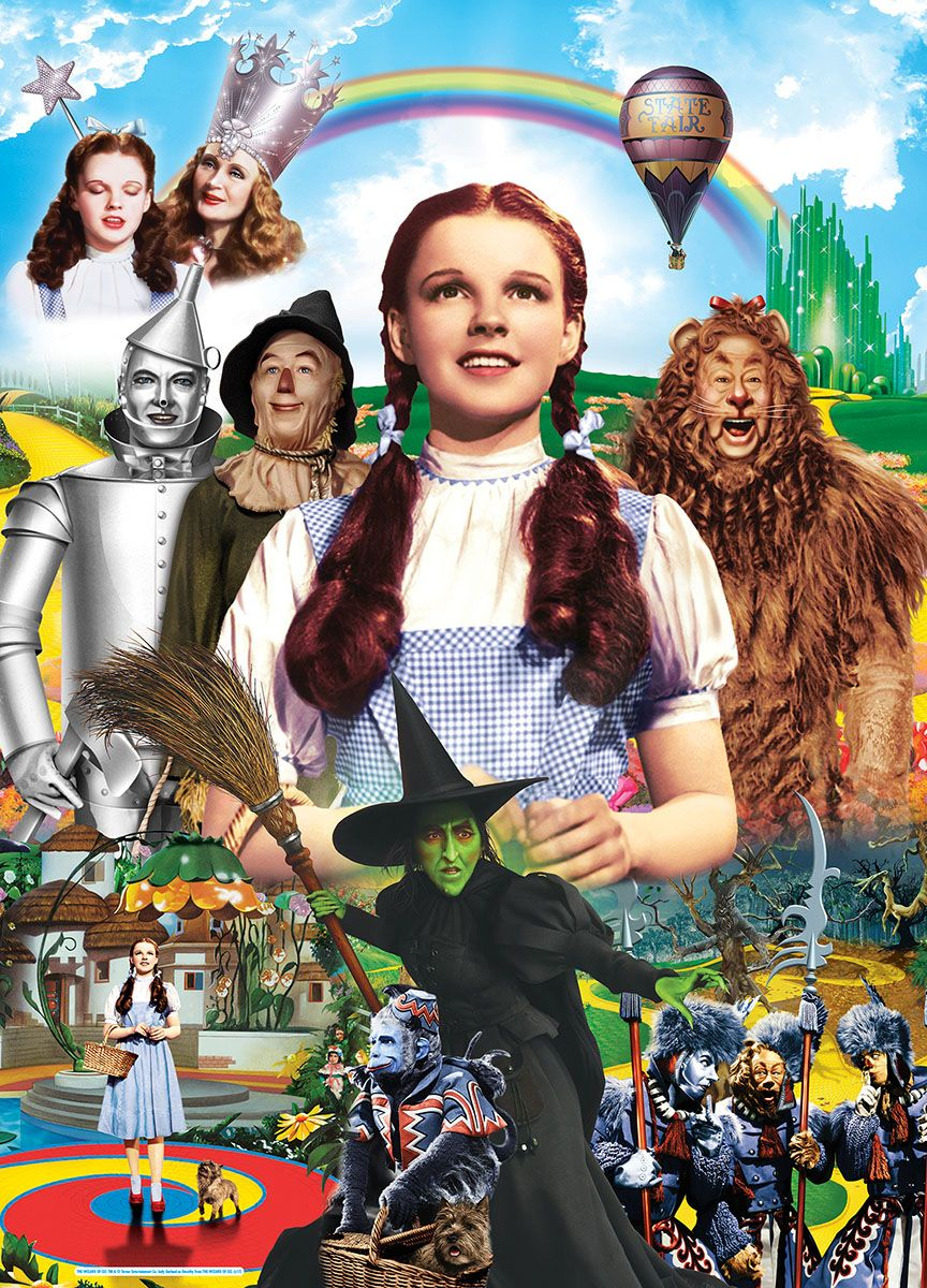 The Wizard Of Oz Dorothy Friends Book Box In 2020 Wizard