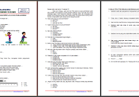 Download Soal Tematik Kelas 2 Semester 2 Tema 5 Subtema 1 Pengalamanku Pengalamanku Di Rumah Edisi Terbaru Rief Awa Blog Semester