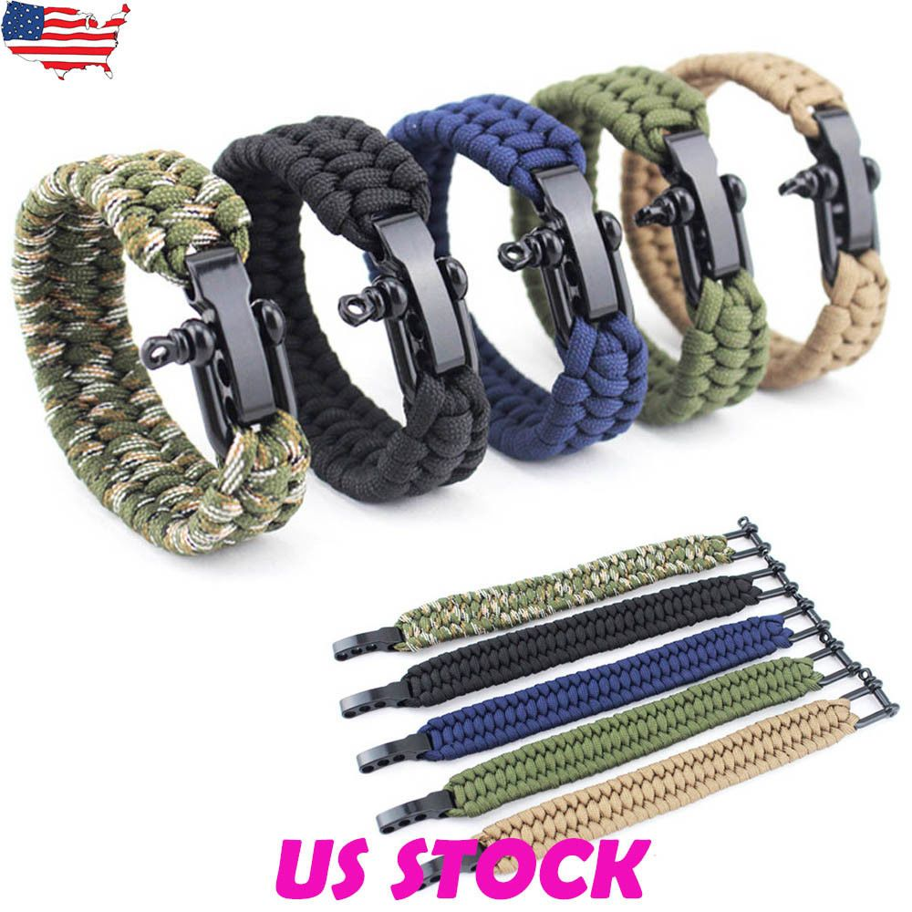 Survival Bracelet Survival Bracelet Survivalbracelet Paracord