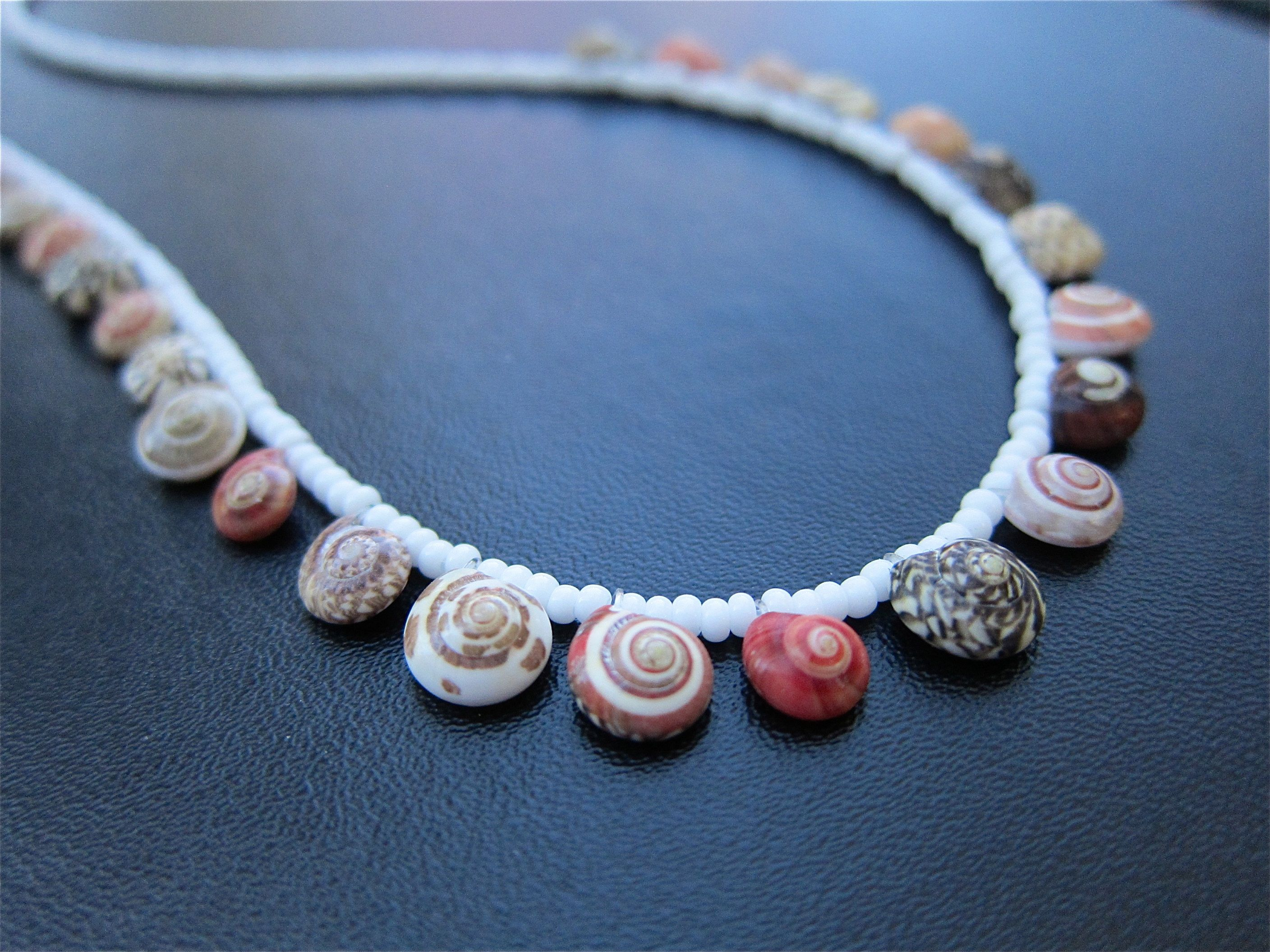 Image result for Seashell Necklaces