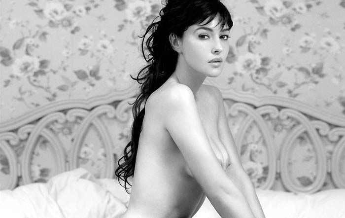 Monica Bellucci La Perfection Sexy Things Pinterest Monica