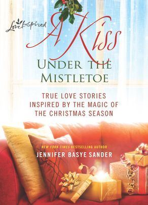 Kiss me under the mistletoe book