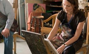 All Cincinnati Deals | Groupon BYOB Painting class?