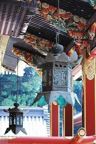 Lanterns, Shizuoka, Japan