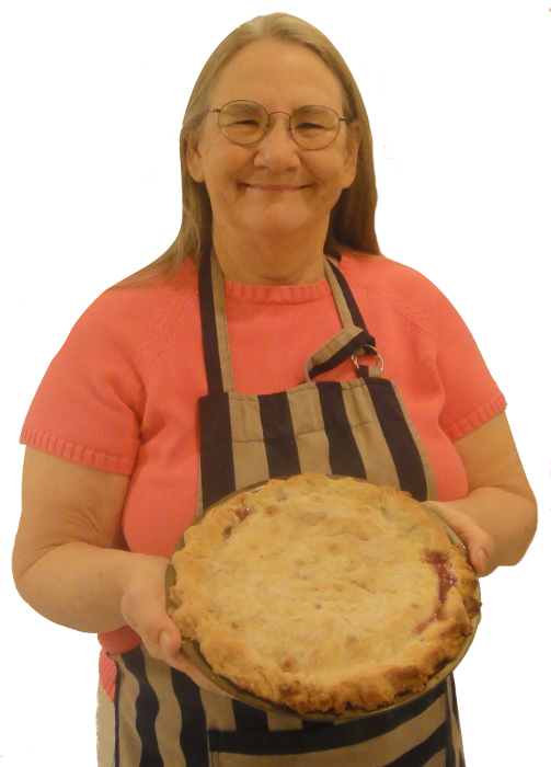 Perfect Cherry Pie I love this lady.