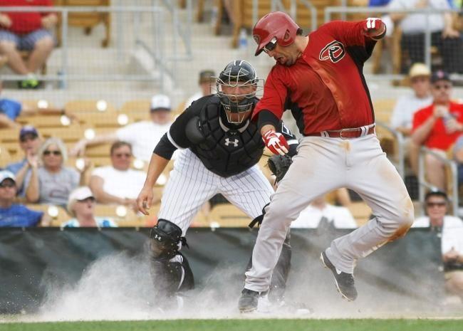 Chicago White Sox vs. Arizona Diamondbacks MLB Pick-Odds-Prediction 5/9/14: Mitch's Free MLB Baseball Pick Against the Spread