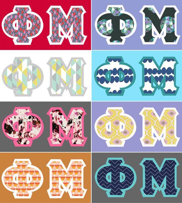 Greek Letter Shirt Maker