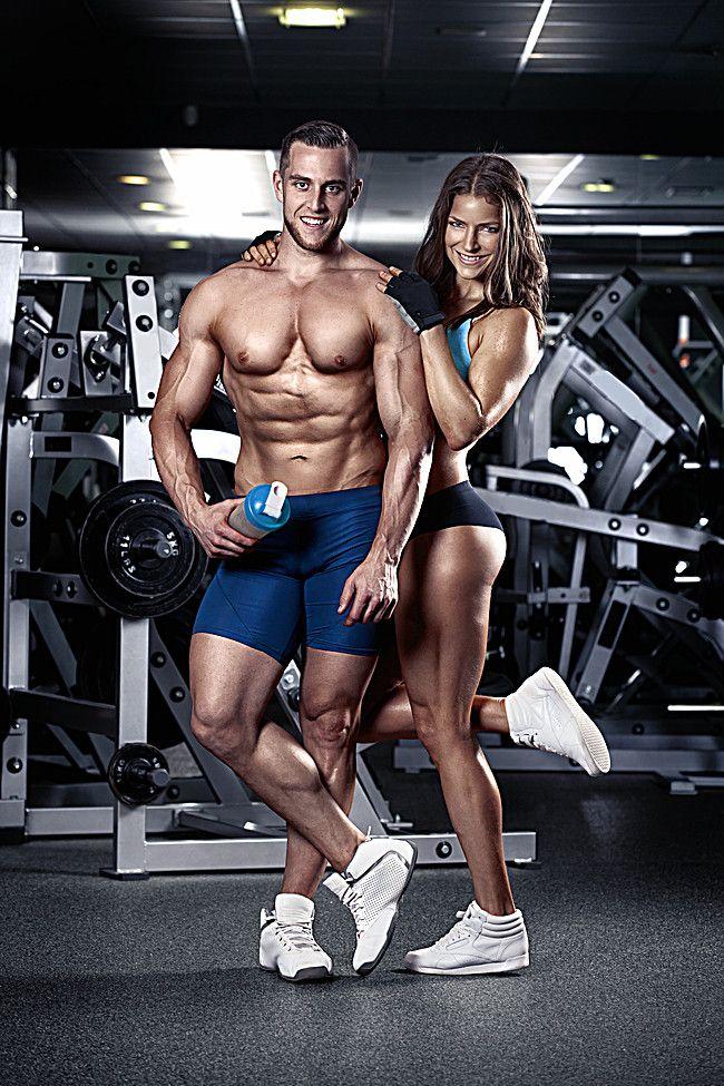 لاعب كمال اجسام الوزن اللياقة البدنية الحديد الخلفية Resistance Workout Gym No Equipment Workout