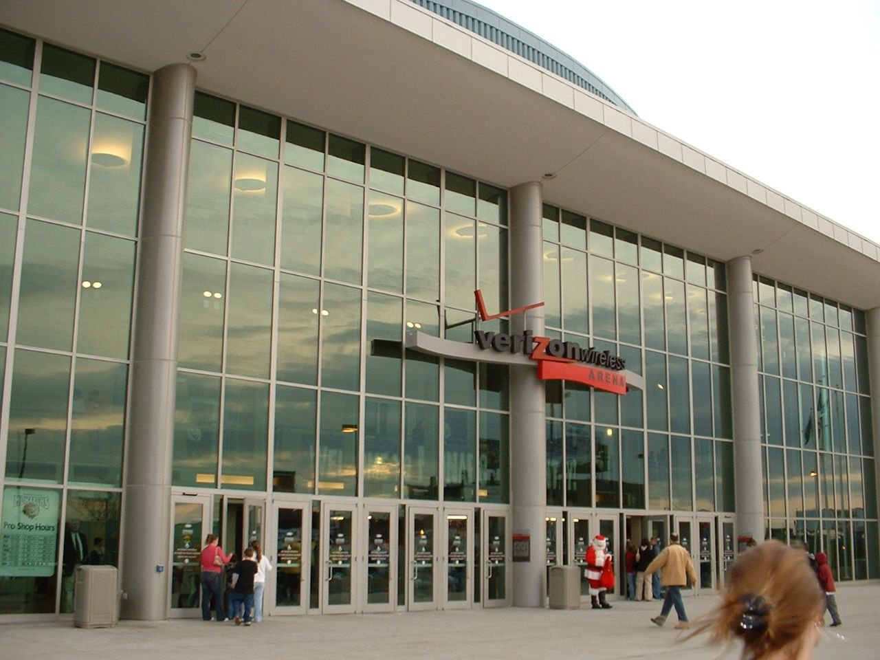 Verizon Wireless Arena New Hampshire Travel Album Manchester