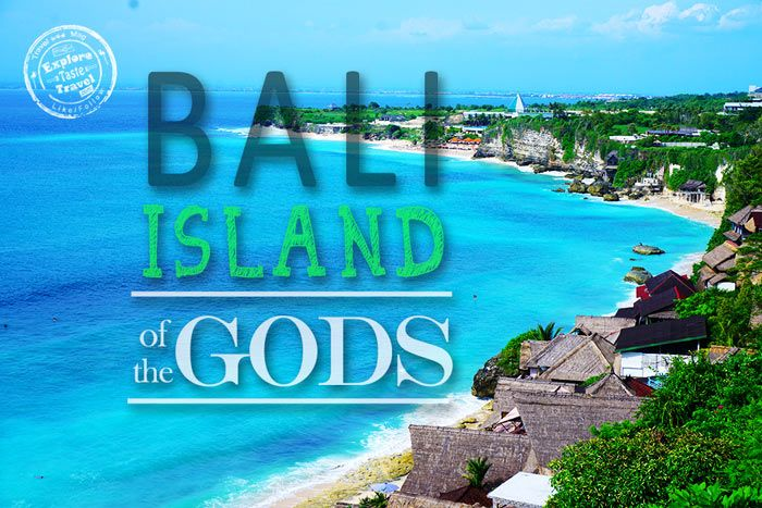 Bali Island Of The Gods Travel Info Island Bali Online Travel