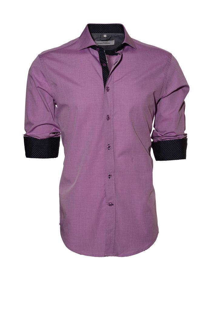 EWC 281 Light Purple button down shirt   Fashion   Pinterest ...