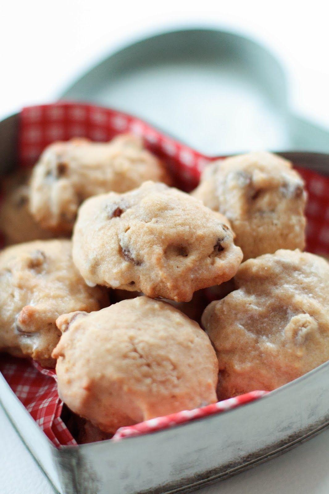 Bredele 2013 : Pain aux amandes, sablés aux noix et palets aux raisins et épices | Un Flo de bonnes choses