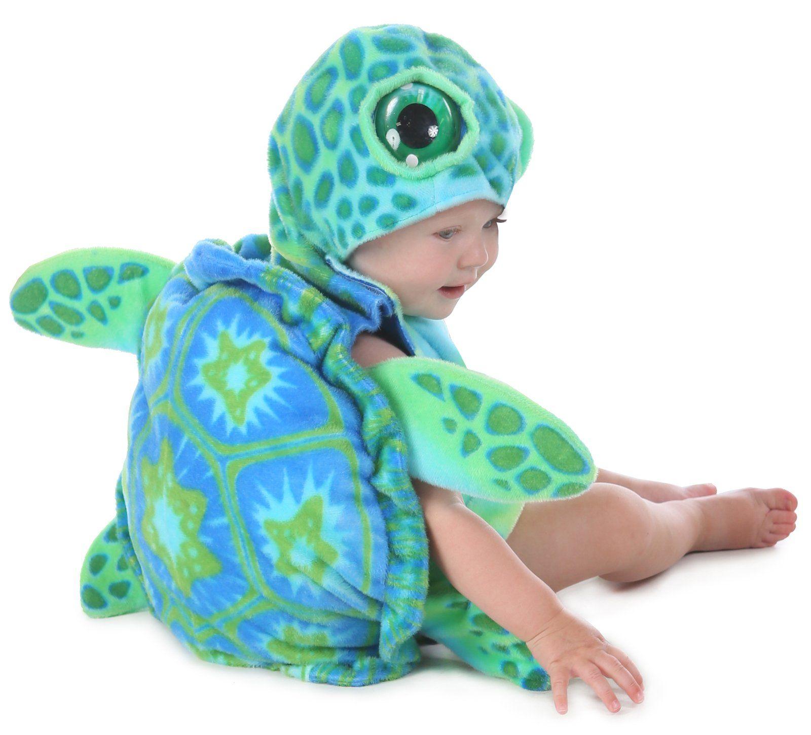 Infant Sea Turtle Costume