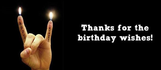 Thanks For Birthday Wishes Quotes And Messages Quotes Happy Birthday Wishes Thanks