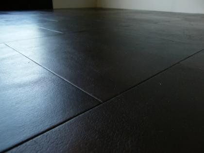 Flexi Tile Leather Look Tile Garage Floor Tile Looks Like Leather