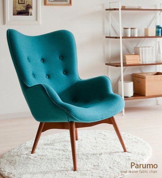 Air Rhizome Rakuten Global Market Chair Chair One Seat Couch Sofa Chair Chairs Scandinavian Designer Designer S Modern Loun Blue Chairs Living Room