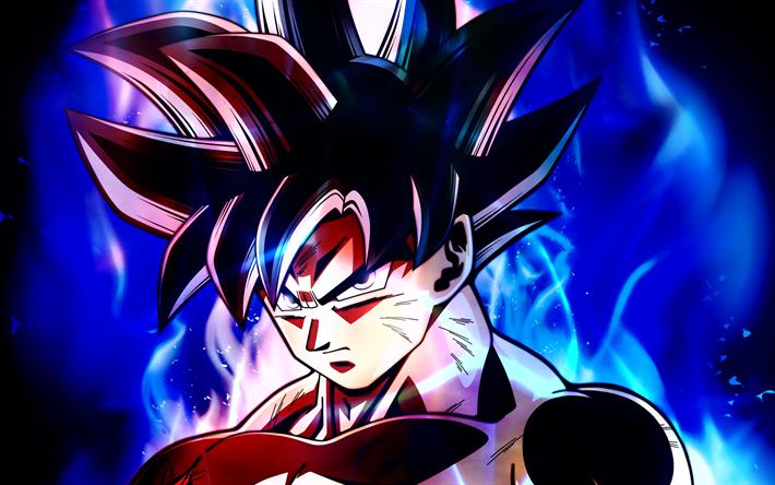Download Wallpapers Ultra Instinct Goku 4k Blue Fire Dragon Ball Goku Migatte No Gokui Mastered Ultra Instinct Super Saiyan God Dbs Dragon Ball Super Be Goku Wallpaper Dragon Ball Super Wallpapers