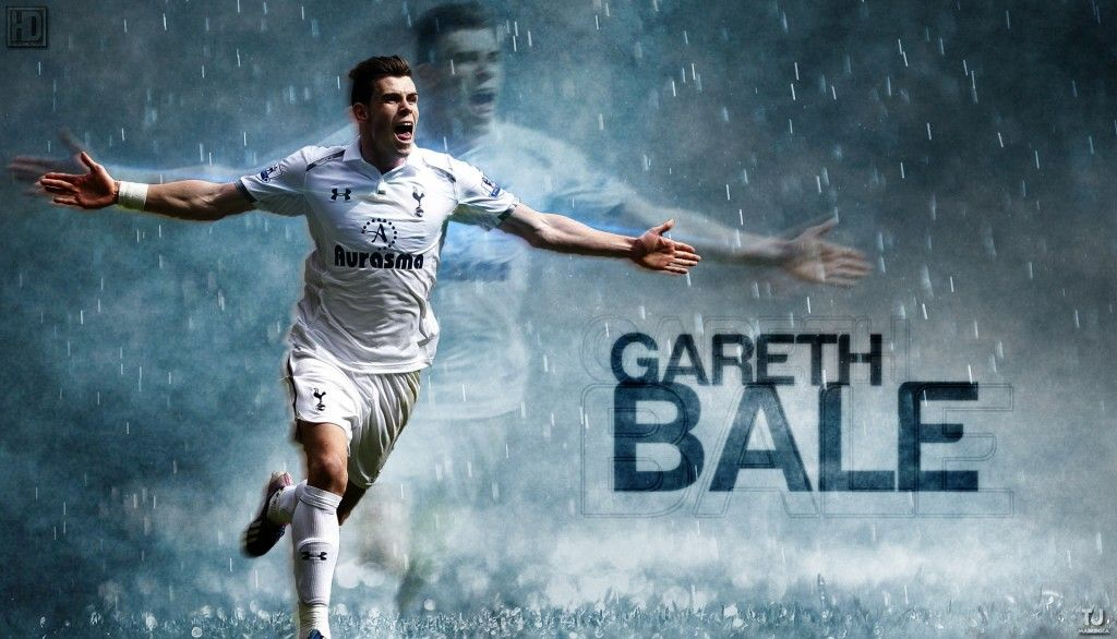 Gareth Bale Real Madrid Wallpaper Hd 2014 1 With Images Gareth Bale Good Soccer Players Real Madrid Wallpapers